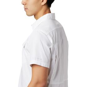 Columbia Silver Ridge 2.0 Camiseta Manga Corta Hombre, white